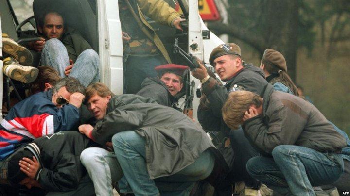 """""""Nu depășiți linia roșie!"""" Ce ar provoca un nou război în Balcani"""