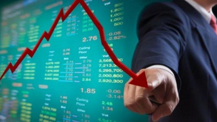 Turbulenţele au revenit pe pieţele financiare globale. Bursele europene scad din nou, după declinul din SUA