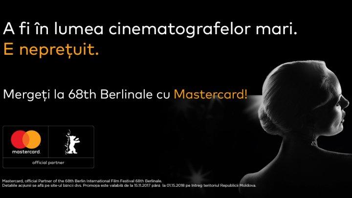 (P) Clientul Moldindconbank a câștigat o călătorie la Festivalul Internațional de Film de la Berlin