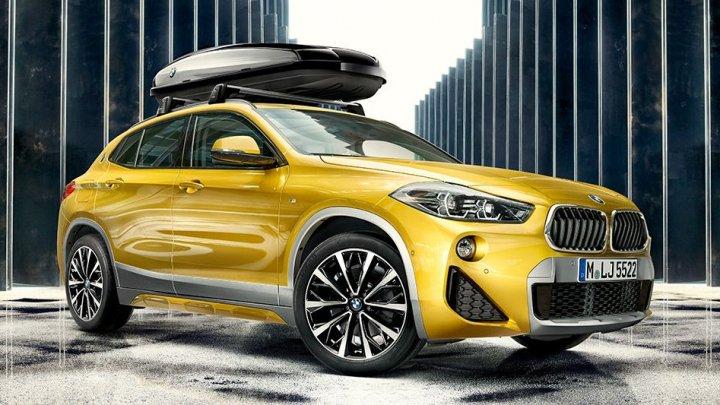 Gama BMW X2 ar putea primi o versiune decapotabilă