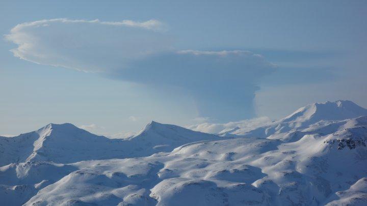 Un izotop radioactiv a fost descoperit în apropiere de Alaska