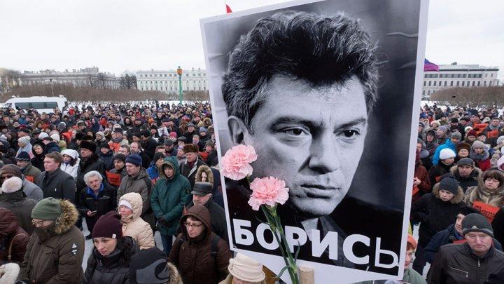Piața din fața ambasadei ruse din Washington a primit numele Boris Nemțov