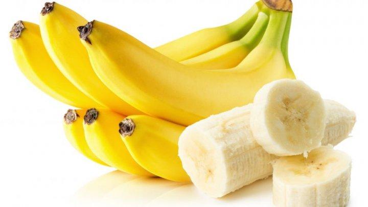 O companie din Japonia a creat bananele care pot fi mâncate cu tot cu coajă
