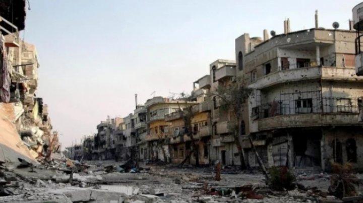 Peste 400 de civili, ucişi de lovituri aeriene şi de tiruri ale artileriei în Ghouta Orientală