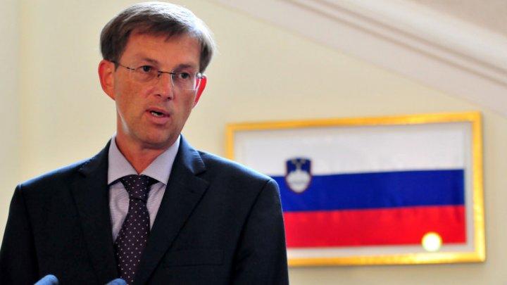 Eşec în pregătirea armatei slovene. Şeful Statului Major, concediat