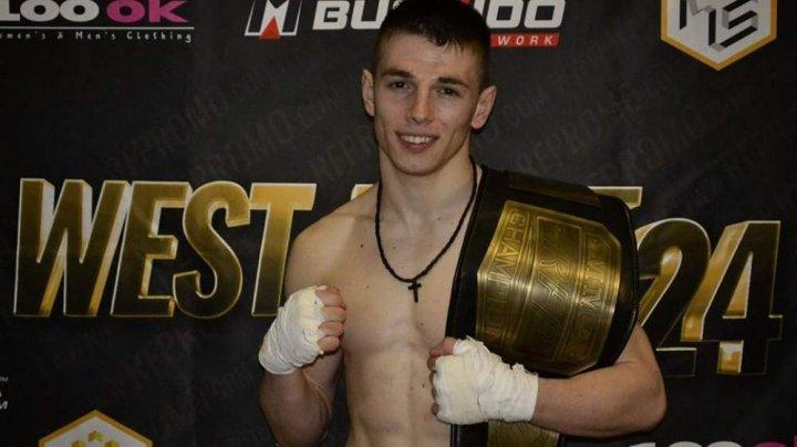 Ucraineanul Dmitro Prîdîbailo nu va mai evolua la turneul de MMA, Eagles Fighting Championship - 8 de la Chişinău