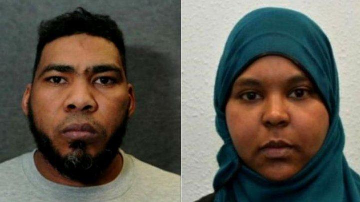 S-au cunoscut pe un site matrimonial pentru musulmani şi au fost condamnați la închisoare pentru terorism în Marea Britanie