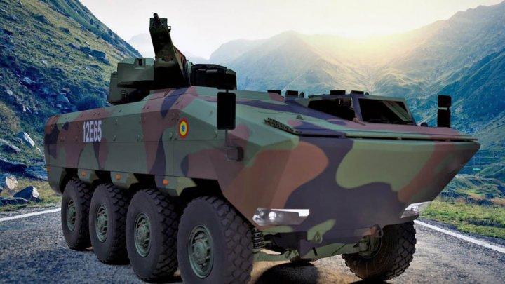 Primul blindat româno-german va ieşi pe poarta uzinei în 2020