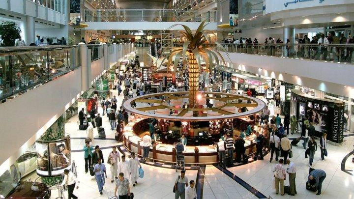 Aeroportul internaţional din Dubai, cel mai aglomerat aeroport din lume în 2017