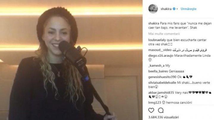 Shakira REVINE! Cântăreaţa columbiană este gata să-şi reia turneul