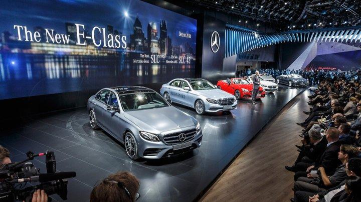Mercedes a confirmat că nu va participa la Salonul Auto de la Detroit. Care este motivul