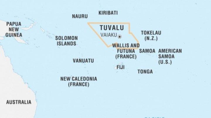 Efect neașteptat al încălzirii globale! O mică naţiune insulară din Pacific şi-a mărit teritoriul în ultimii ani