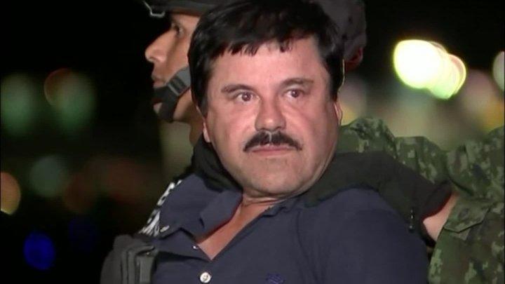 Faimosul traficant de droguri, El Chapo, se plânge de condiţiile de detenţie