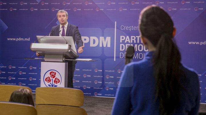 Sergiu Sîrbu: Vom proteja cetățenii și nu vom lasă ca o grupare de politicieni iresponsabili să ducă țara în criză