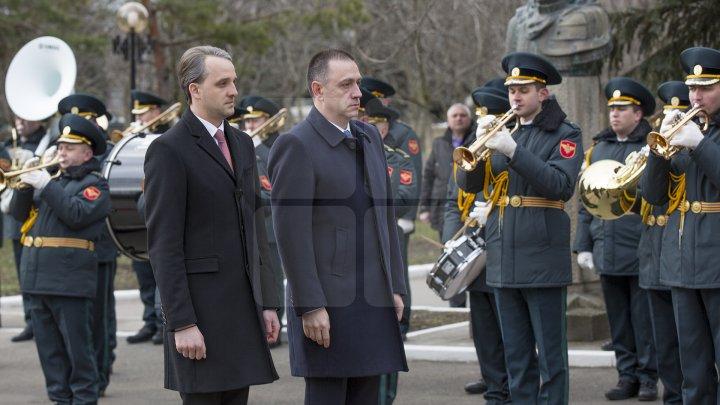 Mihai Fifor: Relațiile dintre România și Moldova la nivel militar sunt excelente (FOTOREPORT)