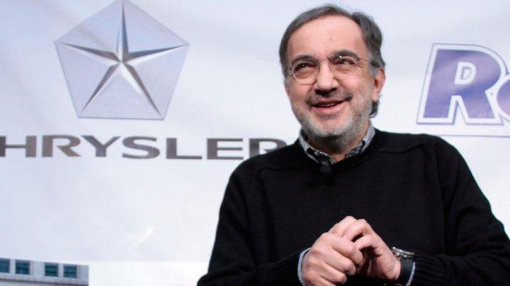 Ce bonus va primi şeful grupului Fiat-Chrysler pentru performanţele obţinute în ultimii ani