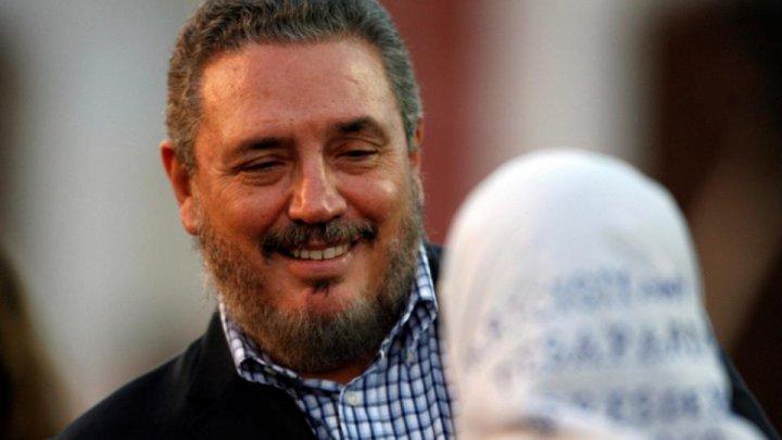 Fidel Castro Diaz-Balart, fiul cel mare al fostului președinte cubanez Fidel Castro, s-a sinucis la vârsta de 68 de ani