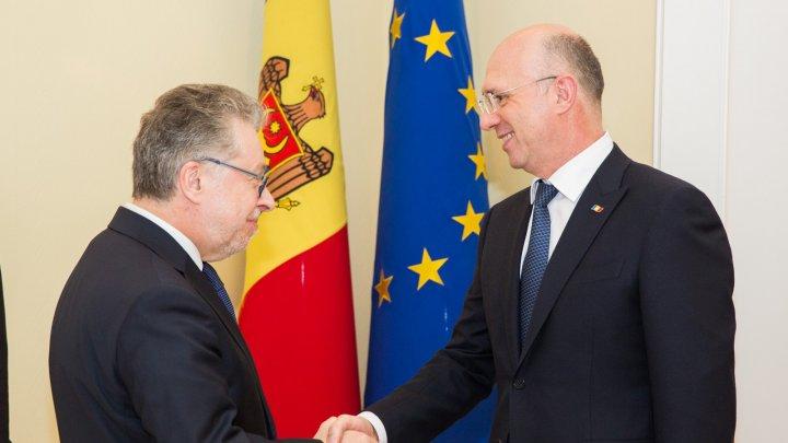 Franța reafirmă sprijinul pentru realizarea reformelor proeuropene în Republica Moldova
