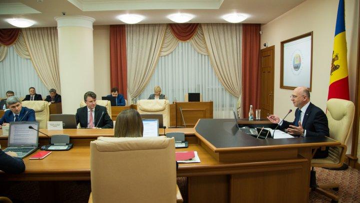 Guvernul a aprobat componența nominală actualizată a Comisiei guvernamentale pentru reintegrarea țării