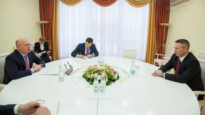 Slovacia reiterează susținerea pentru parcursul european al Republicii Moldova