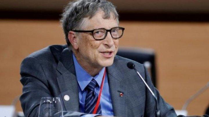Bill Gates: Miliardarii ar trebui să plătească taxe semnificativ mai mari