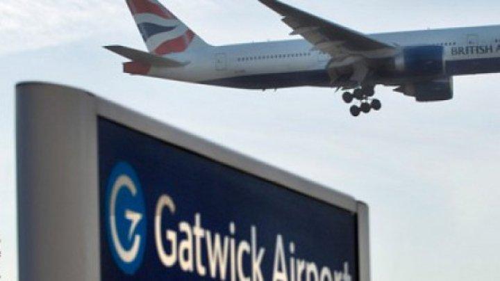 Aeroportul London City din Marea Britanie, ÎNCHIS. A fost descoperită o bombe din Al Doilea Război Mondial