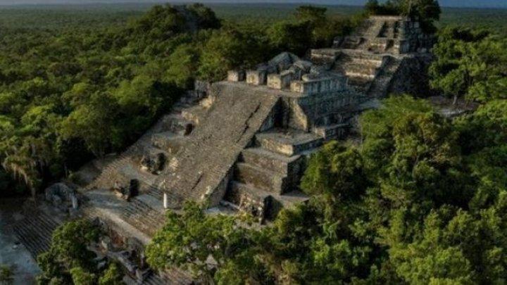 Descoperire impresionantă în jungla din Guatemala, cu ajutorul unei tehnologii revoluţionare (VIDEO)