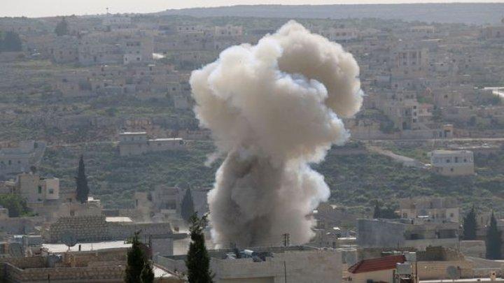 Armata turcă a atacat o şcoală şi o uzină pentru tratarea apei, în regiunea siriană Afrin