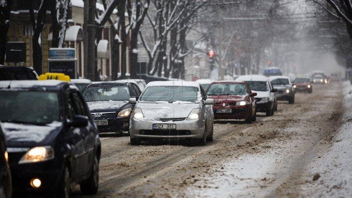 Atenție, șoferi! INP anunţă restricții de circulație în Capitală. Vezi străzile pe care trebuie să le eviți