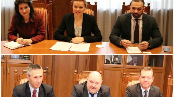 Secretarul de Stat Tatiana Molcean a primit o delegaţie a Ministerului Afacerilor Externe slovac