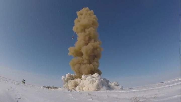 Rusia a testat un nou interceptor din sistemul antirachetă destinat să apere Moscova