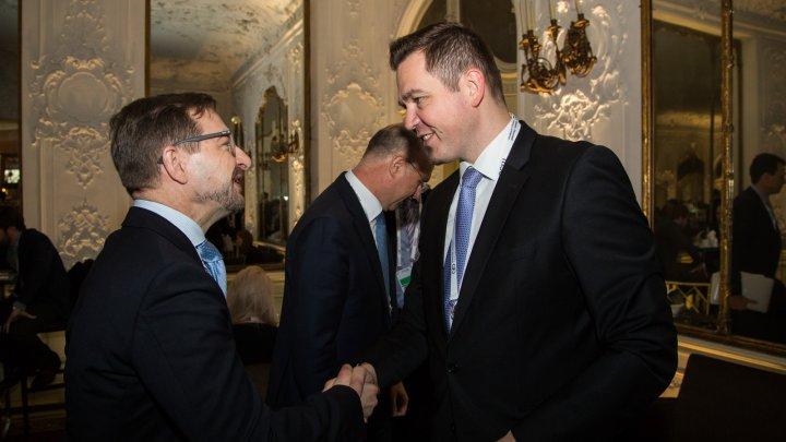 Ministrul Tudor Ulianovschi a avut o discuţie cu Secretarul General al OSCE Thomas Greminger