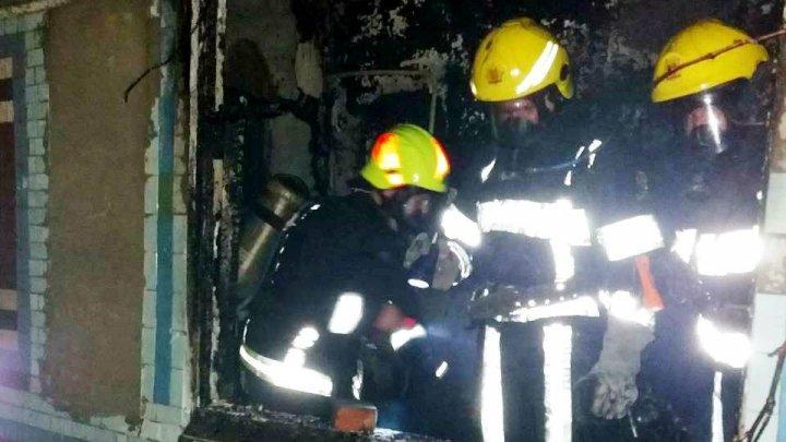 O femeie de 84 de ani a fost găsită carbonizată în propria casă