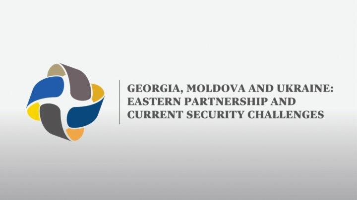 Summit între Moldova, Ucraina și Georgia. Va fi semnată declarația privind securitatea regională și perspectivele de integrare europeană