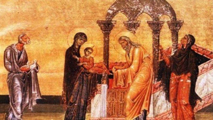 SĂRBĂTOARE MARE! Tradiţii şi obiceiuri de Întâmpinarea Domnului