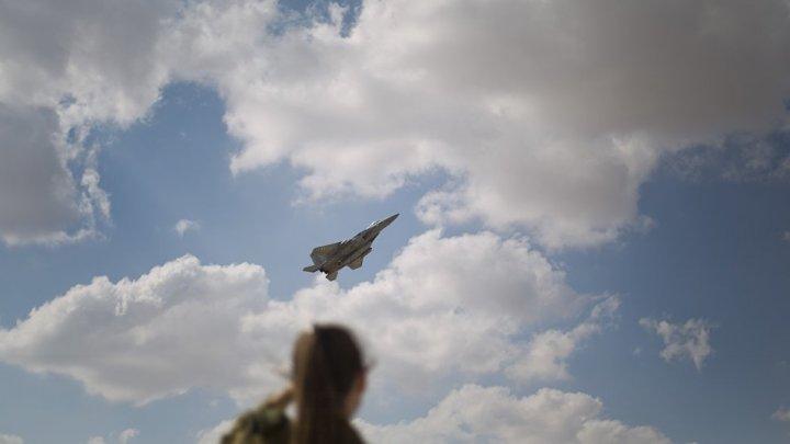 Israelul a atacat 12 baze militare siriene şi iraniene din Siria