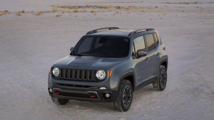 Jeep pregătește un facelift pentru modelul Renegade. Surprizele pe care le va aduce noul SUV