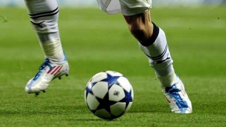 Antrenamente ca la Anderlecht Bruxelles... la Spicul Chişcăreni