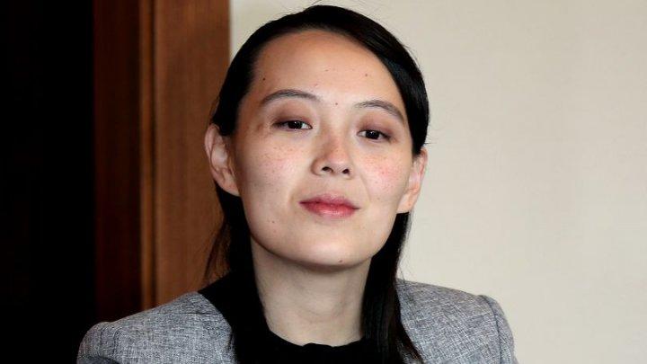 Kim Yo-jong, sora liderului nord-coreean Kim Jong-un, ar fi însărcinată