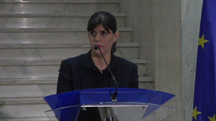 """Laura Kovesi, procurorul șef al DNA: În România asistăm la """"un festival disperat al inculpaților"""""""