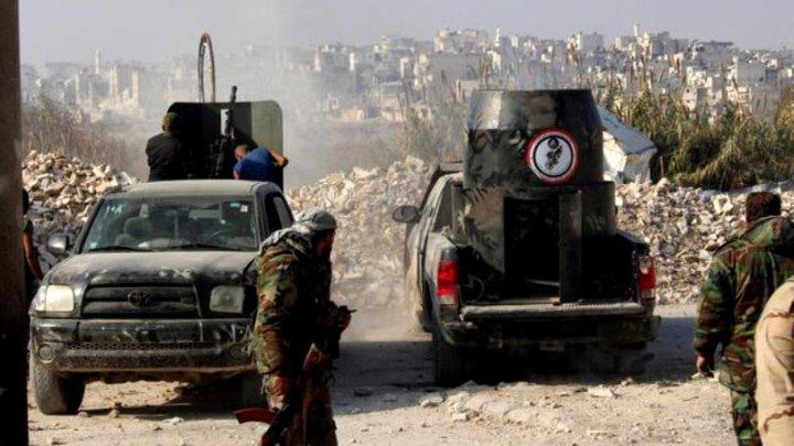 SUA a lansat mai multe atacuri aeriene împotriva Siriei. Peste 100 de luptători loiali lui Bashar al-Assad, ucişi
