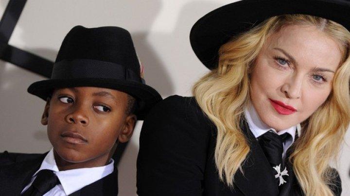 Madonna: Fiul meu, David Banda este viitorul președinte al Malawi
