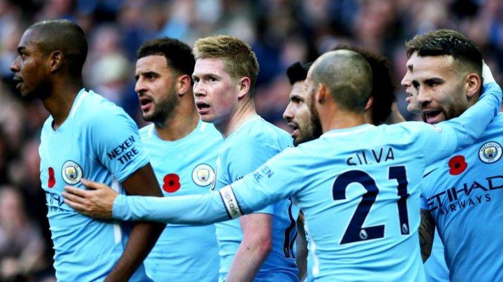 Topul celor cu dare de mână. Milioane de euro investite de Manchester City în achiziţii de jucători