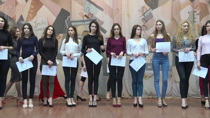 """Peste o sută de tinere """"s-au luptat"""" la castingul pentru concursul Miss Tourism Beauty 2018"""