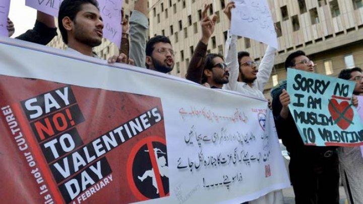 Țara care a interzis total sărbătoarea de Sf. Valentin. Care este motivul