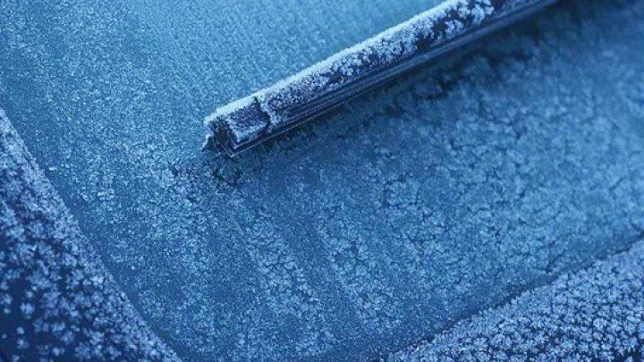 Care este cauza pentru care lichidul de parbriz pentru iarnă îngheață