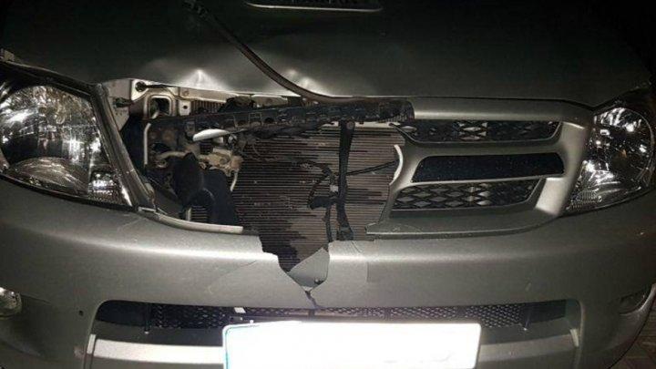 TRAGEDIA de la Briceni. A fost identificat şoferul, dar şi maşina cu care acesta a lovit minorul de 7 ani