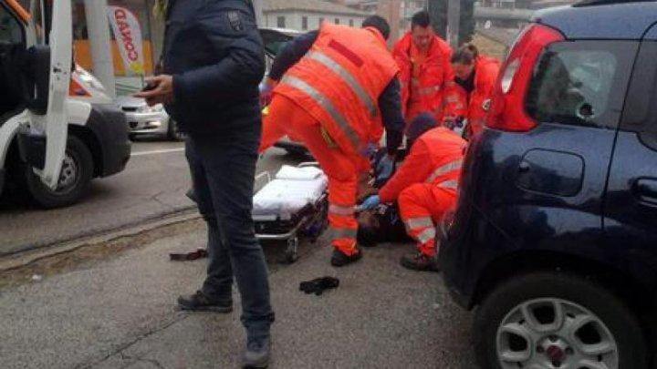 Un bărbat a împușcat câteva persoane de culoare, într-un oraș din centrul Italiei