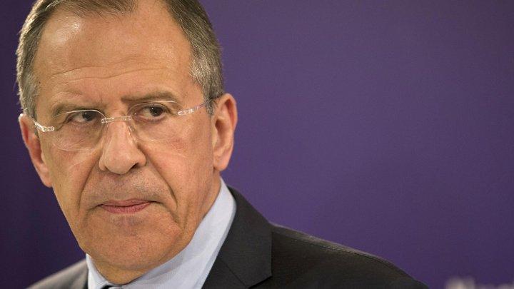 Lavrov acuză Statele Unite că vor să izoleze o mare parte din teritoriul Siriei