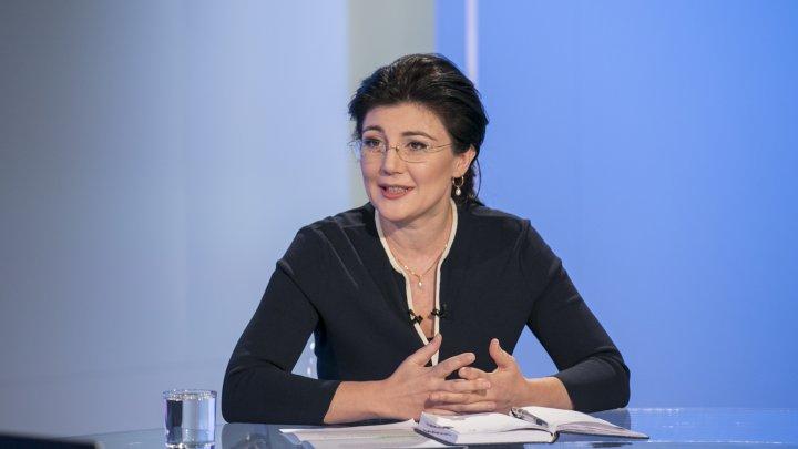 Silvia Radu: Trebuie să intervenim pentru a curăța NĂMEȚII din Capitală